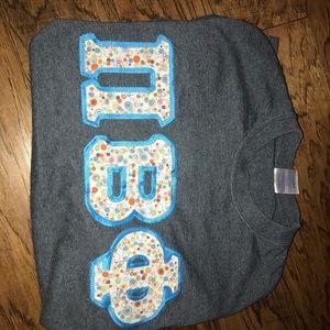 Tops - Pi beta phi letters